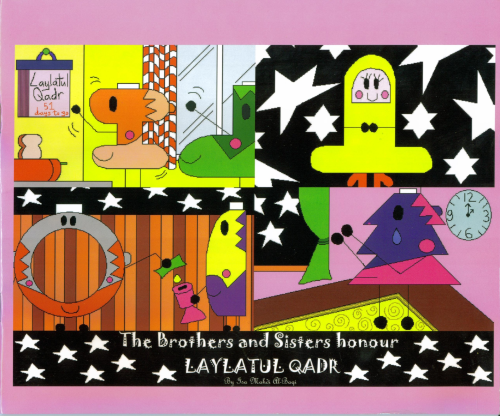 The Brothers and sisters Honour Laylatul Qadar)