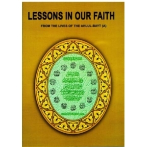 Lesson in our faith